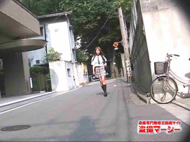街パン 密着パンチラ取材 制服女子の1週間 チラ見えで興奮 オメコ無修正動画無料 10枚 2