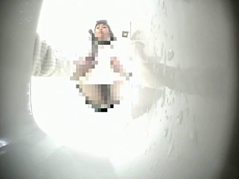 M字開脚制服女子を真下から盗撮! 高画質 エロ無料画像 9枚 3