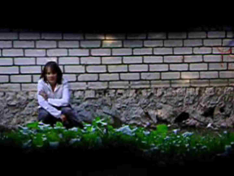 無修正エロ動画:白人さんの野外排せつ盗撮vol.2:のぞき本舗 中村屋
