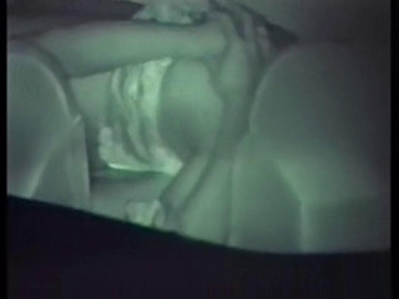 深夜密撮! 車の中の情事 車でエッチ  11枚 5