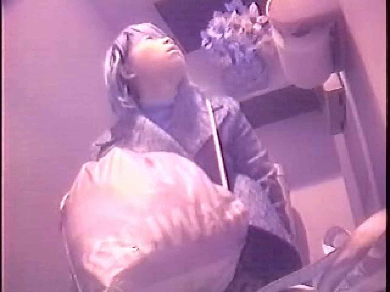 美人洋式洗面所を2カメで盗撮! 人妻編 オメコ動画キャプチャ 10枚 5
