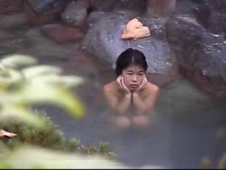 PEEP露天風呂5 日焼け | 水着の女達  9枚 7