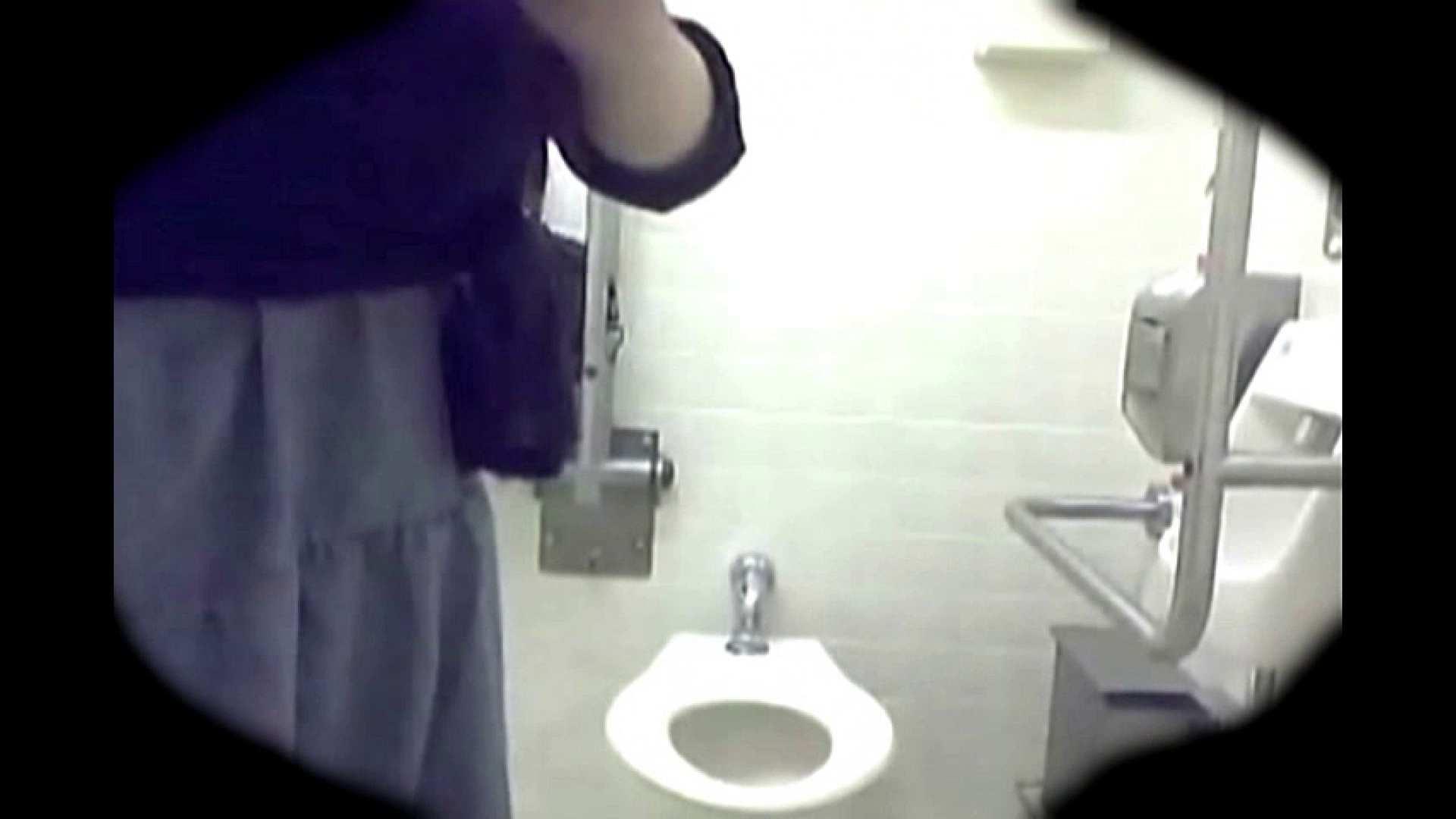 teen galトイレ覗き紙がナイ編‼vol.05 覗き | トイレの中まで  9枚 4