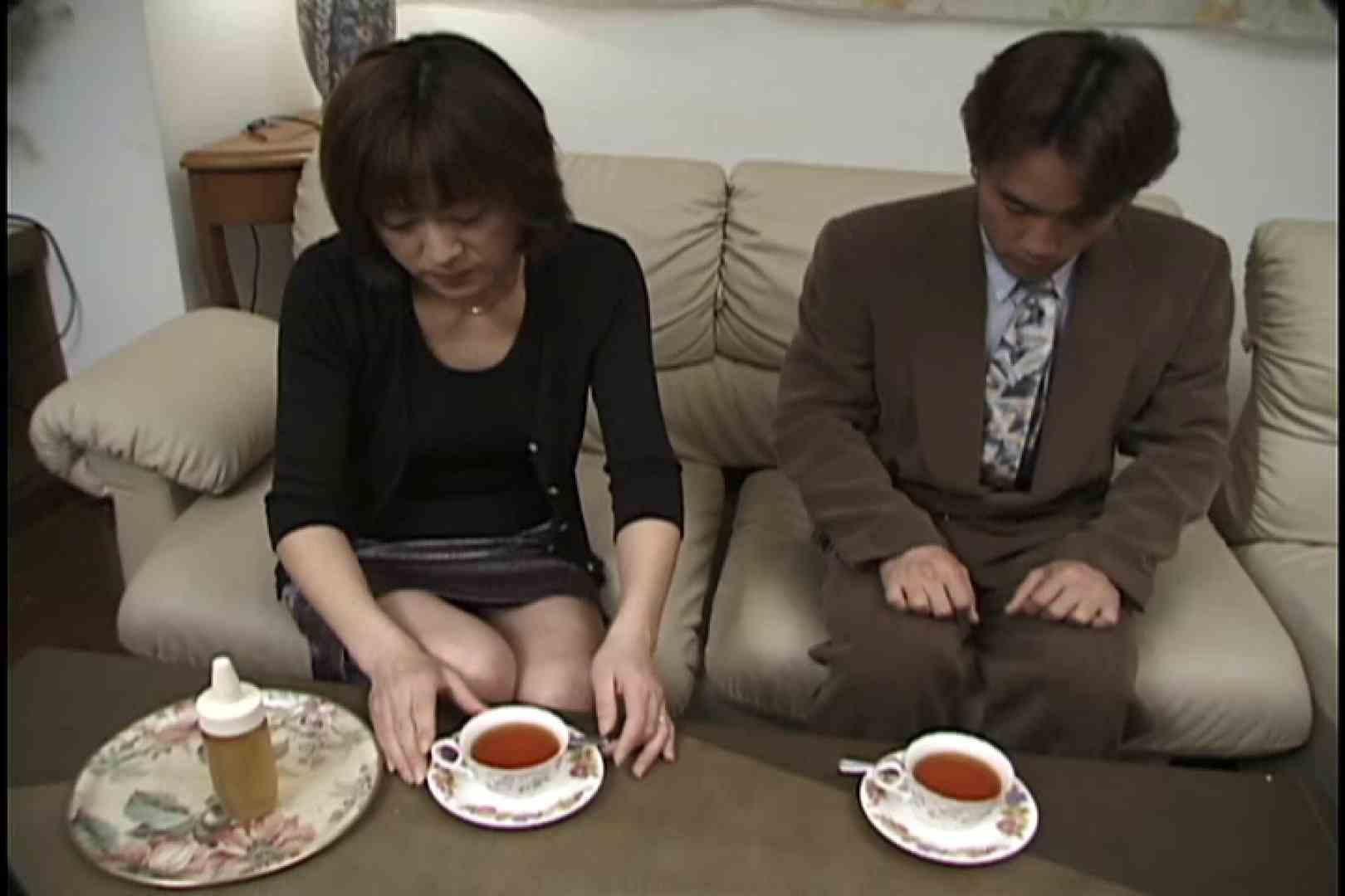 無修正エロ動画:昼間の奥様は欲求不満 ~石川麻紀~:大奥
