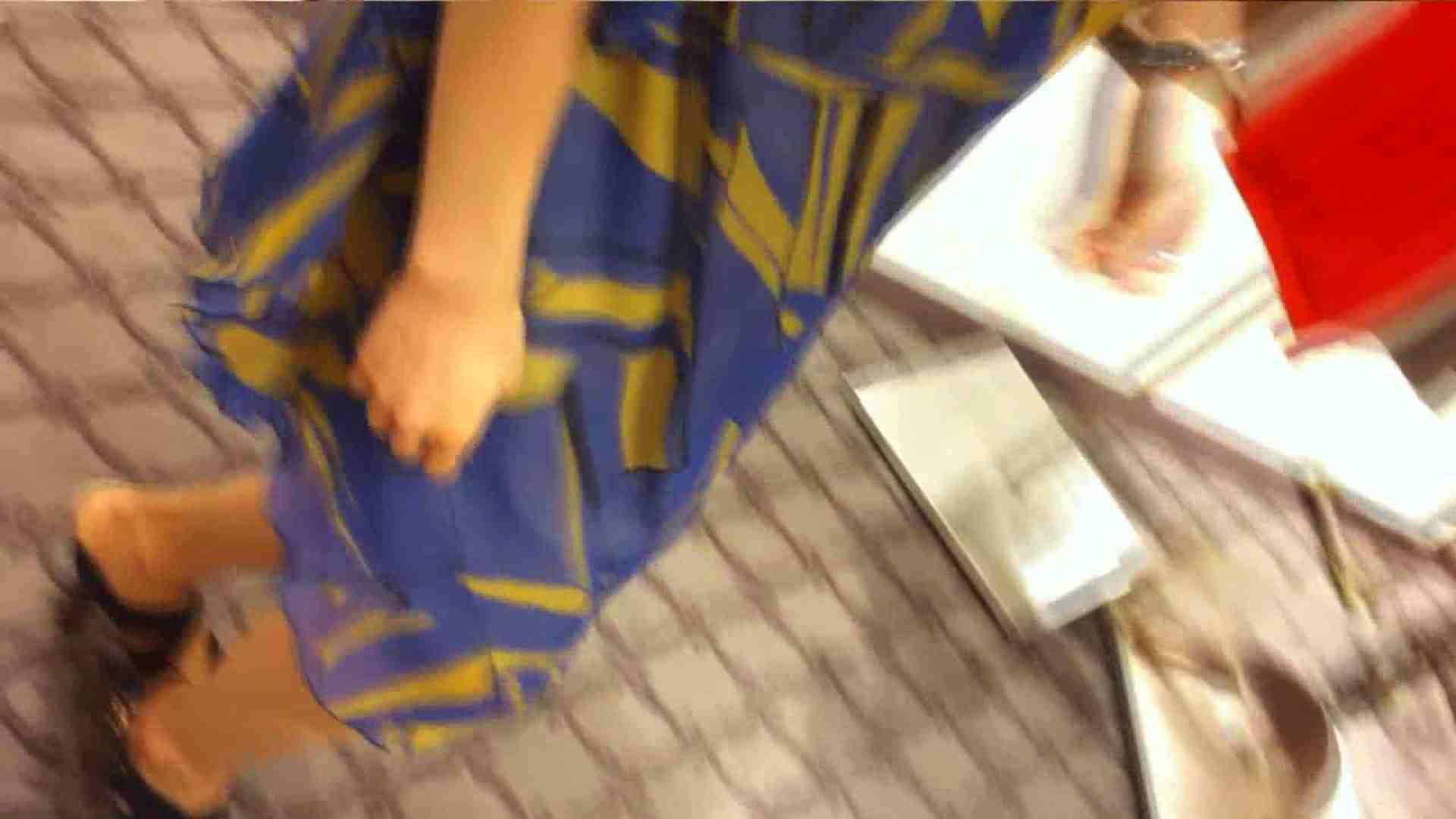 無修正エロ動画:可愛いカリスマ店員限定‼胸チラ&パンチラ vol.17:ピープフォックス(盗撮狐)