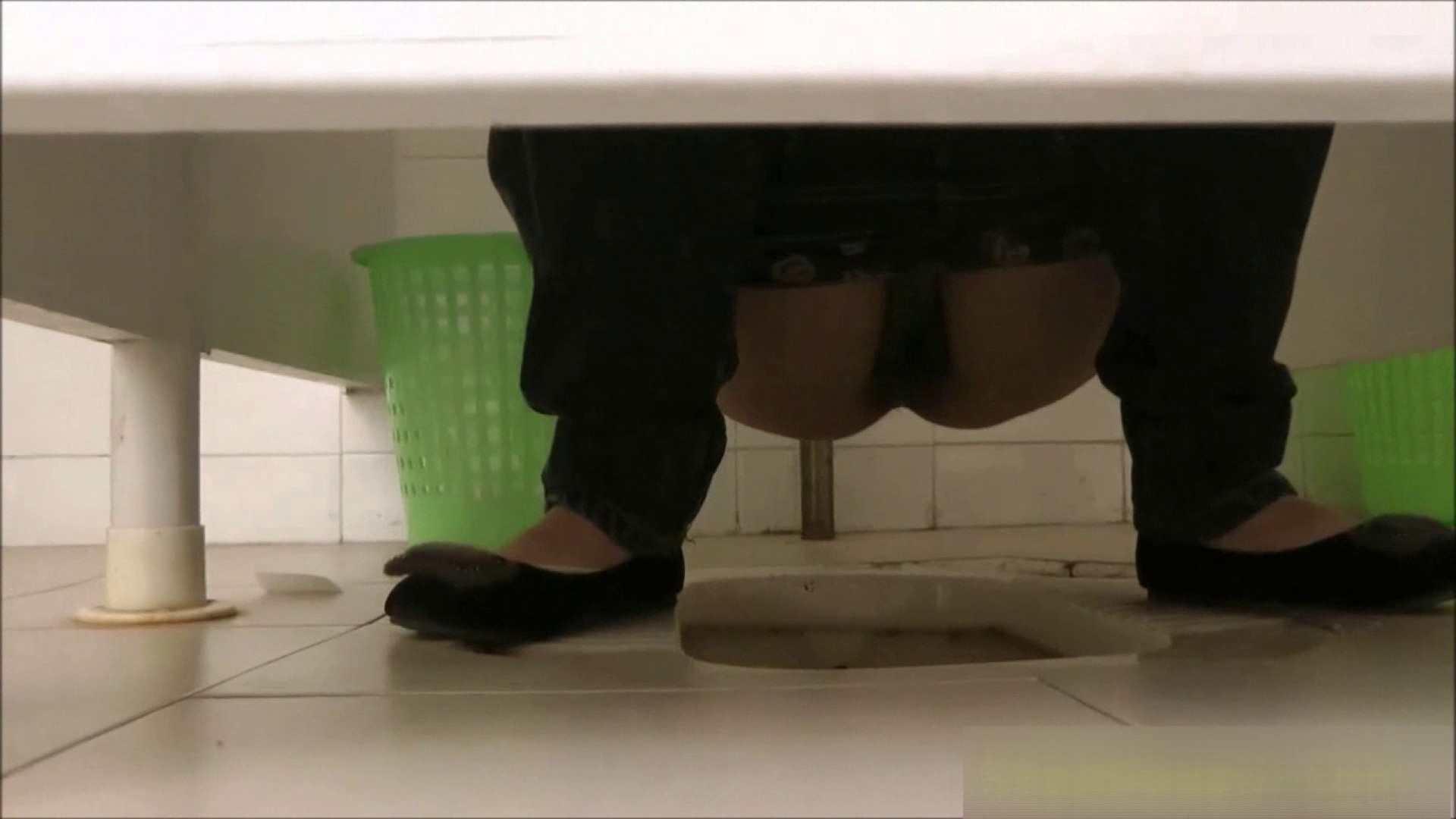 無修正エロ動画:洗面所盗撮~隣の美人お姉さんVol.29:ピープフォックス(盗撮狐)