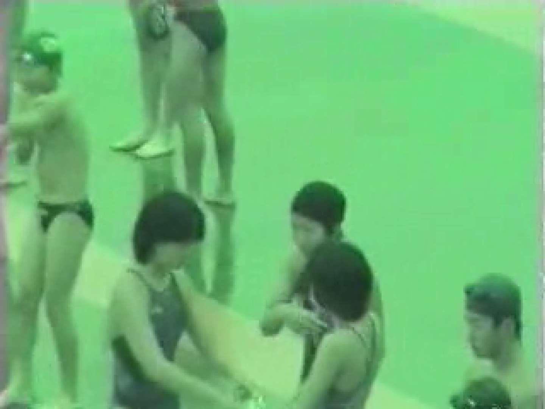 無修正エロ動画:スケスケ競泳水着(ライティング)Vol.1:ピープフォックス(盗撮狐)