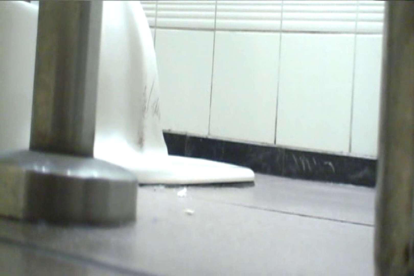 無修正エロ動画:マンコ丸見え女子洗面所Vol.24:ピープフォックス(盗撮狐)