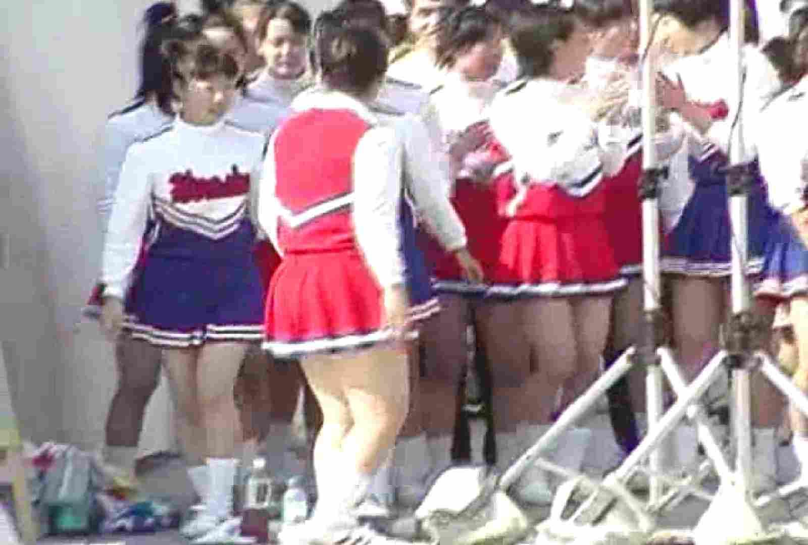 無修正エロ動画:追っかけ!チアマニアVol.5:ピープフォックス(盗撮狐)