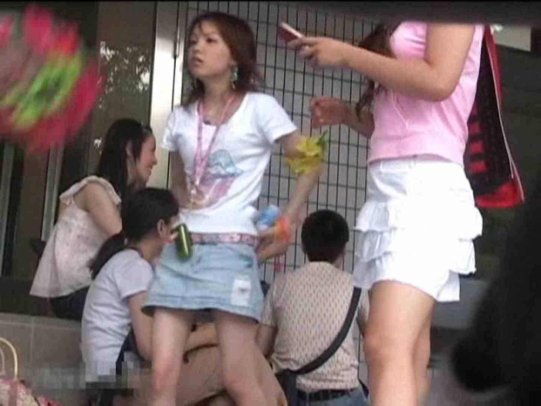 無修正エロ動画:パンツミセタガリーガールVol.07:ピープフォックス(盗撮狐)